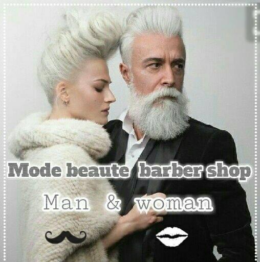 Mode beaute barber shop Man&Woman